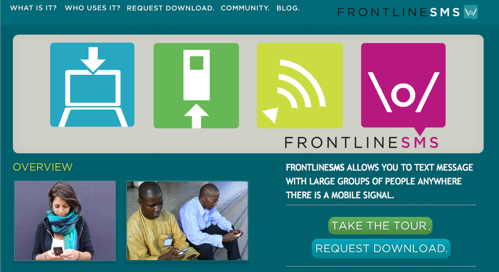 frontlinesms